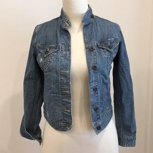 Lucky brand Jean jacket size small